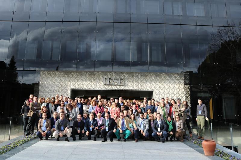 Aula Familiar en el Summit IFFD_Spain 2018