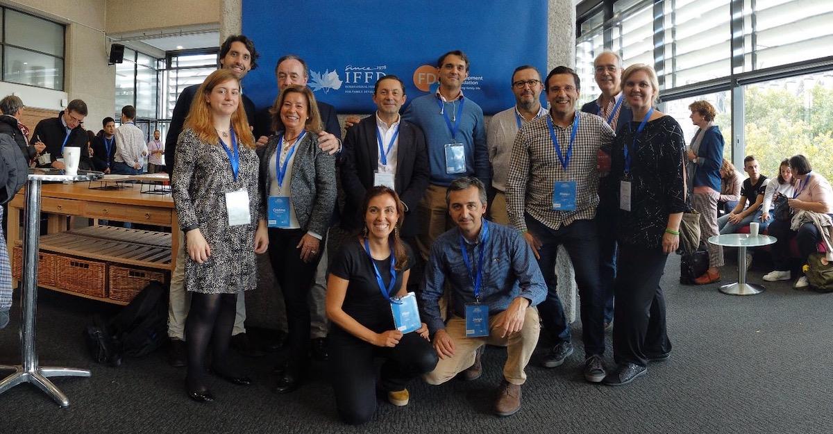 Aula Familiar en el XX Congreso de IFFD