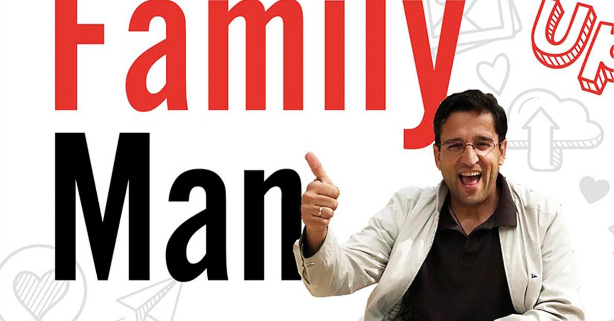 """""""Family Man"""" de Pablo Lorenzo, Ediciones Teconté"""